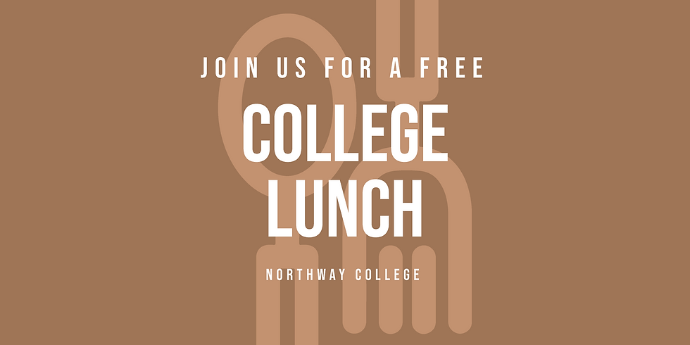Free College Lunch