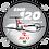 Thumbnail: Adesivo Bolacha Embraer EMB-120 Brasília Rico