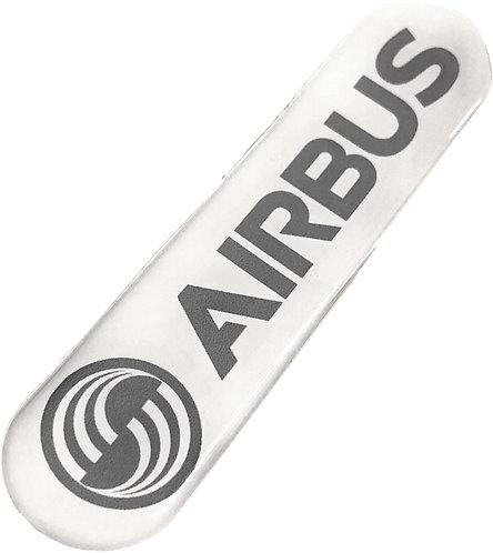Adesivo Resinado Logo AIRBUS