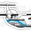 Thumbnail: Adesivo Silhueta ATR 72