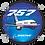 Thumbnail: Adesivo Bolacha Boeing 757