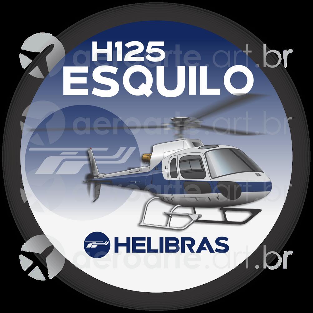 Adesivos Helicópteros