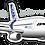 Thumbnail: Adesivo Silhueta Airbus A320 IAE