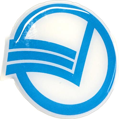 Adesivo Resinado Logo VASP
