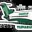 Thumbnail: Adesivo Silhueta Boeing 727-200 TUPIARANGA AIR