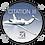 Thumbnail: Adesivo Bolacha Cessna Citation III