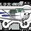 Thumbnail: Adesivo Silhueta Cessna 172