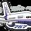 Thumbnail: Adesivo Silhueta Boeing 757