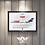 Thumbnail: Pôster Perfil Fokker 100 TAM