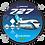 Thumbnail: Adesivo Bolacha Boeing 727 Cruzeiro