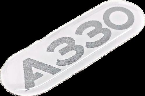 Adesivo Resinado Airbus A330