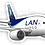 Thumbnail: Adesivo Silhueta Boeing 777F LAN Cargo