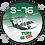 Thumbnail: Adesivo Bolacha Sikorsky S-76 TUPI OIL