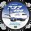 Thumbnail: Adesivo Bolacha Boeing 737-400F Sideral