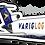 Thumbnail: Adesivo Silhueta Boeing 727-200F VARIG LOG