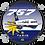 Thumbnail: Adesivo Bolacha Boeing 757 VARIG
