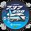 Thumbnail: Adesivo Bolacha Boeing 737-200 Cruzeiro