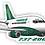 Thumbnail: Adesivo Silhueta Boeing 737-200 TUPIARANGA IAR