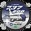 Thumbnail: Adesivo Bolacha Boeing 737-200 VARIG