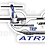 Thumbnail: Adesivo Silhueta ATR 72 TRIP
