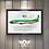Thumbnail: Pôster Perfil Boeing 737-400F RIO