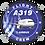 Thumbnail: Adesivo Bolacha Airbus A319 CFM
