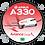 Thumbnail: Adesivo Bolacha Airbus A330F Avianca Cargo