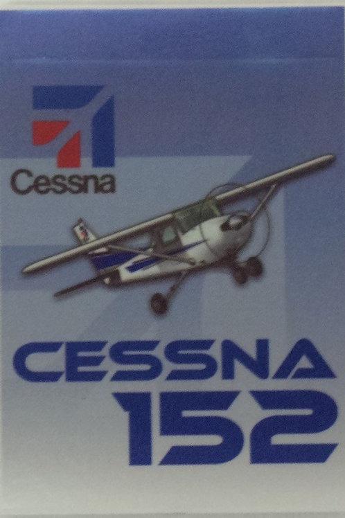 Bloco de Notas Cessna 152