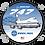 Thumbnail: Adesivo Bolacha Boeing 747-100 PanAm