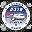 Thumbnail: Adesivo Bolacha Airbus A319 IAE LATAM
