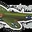 Thumbnail: Adesivo Silhueta P-47D FAB