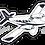 Thumbnail: Adesivo Silhueta Piper Seneca II