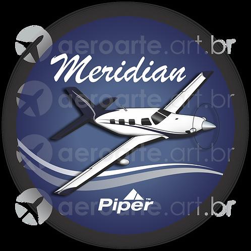 Adesivo Bolacha Piper Meridian
