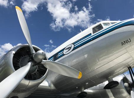 Como a Aviação Diminuiu o Tamanho do Mundo - Parte I