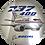 Thumbnail: Adesivo Cromado Bolacha Boeing 737-400