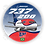 Thumbnail: Adesivo Bolacha Boeing 737-200 TAF