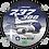 Thumbnail: Adesivo Bolacha Boeing 737-300 VARIG 1ª Pintura