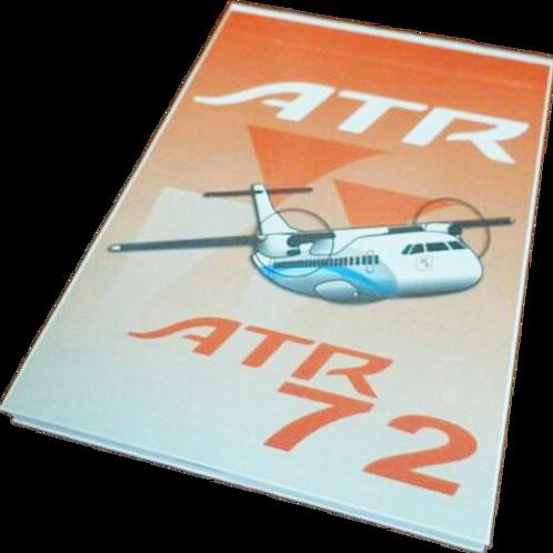 Bloco de Notas ATR-72