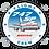 Thumbnail: Adesivo Bolacha Boeing 747SP
