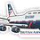 Thumbnail: Adesivo Silhueta Boeing 747-400 BRITISH AIRWAYS - LANDOR