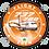 Thumbnail: Adesivo Bolacha Boeing 737-700 GOL 2ª Pintura