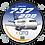 Thumbnail: Adesivo Bolacha Boeing 737-200 ATA Brasil