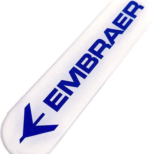 Adesivo Resinado Logo EMBRAER