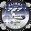 Thumbnail: Adesivo Bolacha Boeing 727 VARIG
