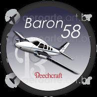 Adesivos Beechcraft