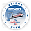 Thumbnail: Adesivo Bolacha McDonnell Douglas MD-80 American Airlines