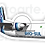 Thumbnail: Adesivo Silhueta Fokker 50 Rio-Sul