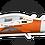 Thumbnail: Adesivo Perfil Embraer T-27 FAB - Academia