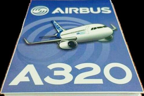 Bloco de Notas A320