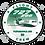 Thumbnail: Adesivo Bolacha Boeing 727-200 TUPIARANGA AIR